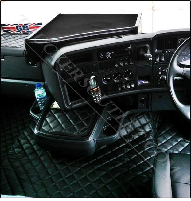Scania R 2010 - 2013 Dashboard Table