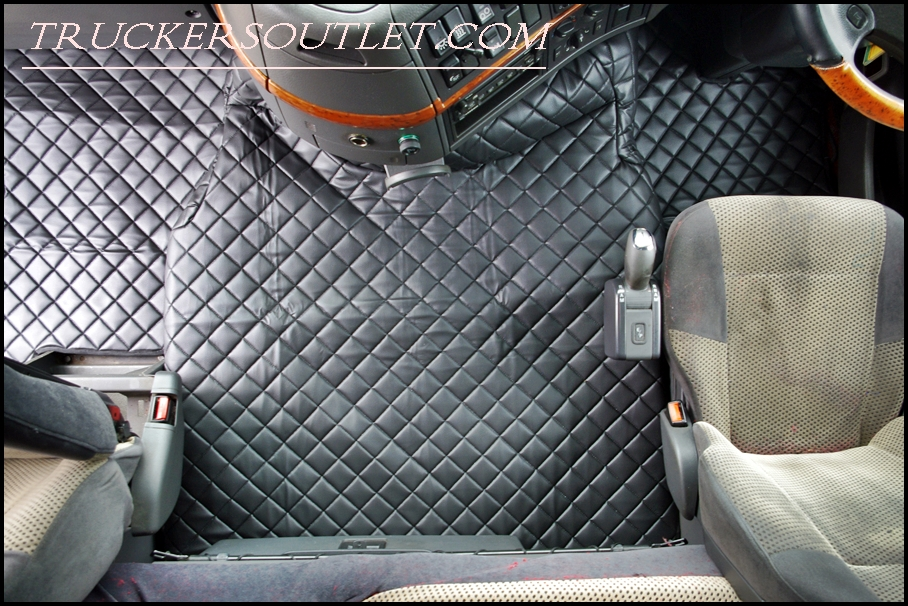 Volvo Fh 2002 2013 Model Floor Set Leatherette Www