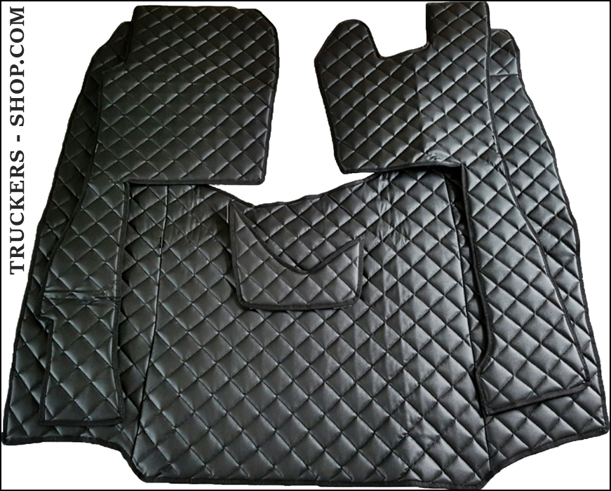 G Floor Mats >> Scania G Series Floor Set Leatherette Www Truckers Shop Com