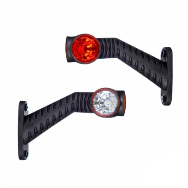 2x TRIPLE OUTLINE MARKER LIGHT