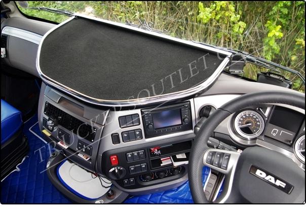 Daf 106 XF /EURO6 Dashboard Table